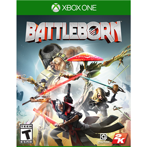 Xbox One mäng Battleborn