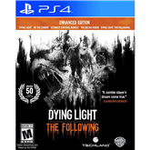 Игра для PlayStation 4, Dying Light: The Following - Enhanced Edition