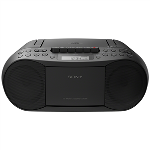 Boombox CFD-S70, Sony