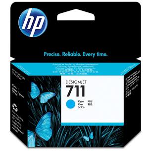 Ink cartridge 711 (cyan), HP
