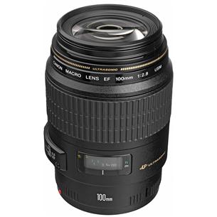 Objektiiv EF 100mm f/2.8 Macro USM, Canon
