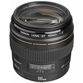 Objektiiv EF 100mm f/2 USM, Canon