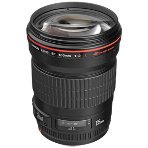 Objektiiv EF 135mm f/2L USM, Canon
