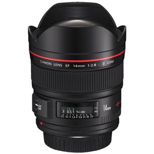 Objektiiv EF 14mm f/2.8L II USM, Canon