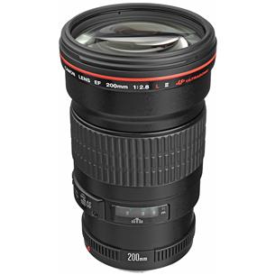 Objektiiv EF 200mm f/2.8L II USM, Canon