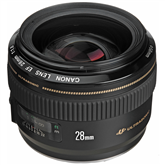Objektiiv EF 28mm f/1.8 USM, Canon