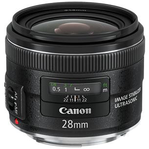 Objektiiv EF 28mm f/2.8 IS USM, Canon