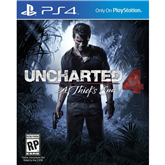 PS4 mäng UNCHARTED 4: A Thiefs End
