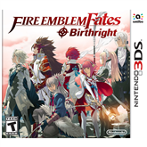 3DS mäng Fire Emblem Fates: Birthright