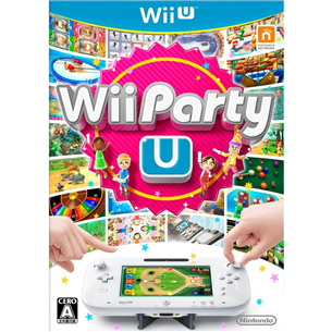 Wii U mäng Wii Party U