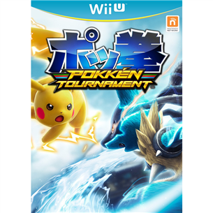 Wii U mäng Pokkén Tournament
