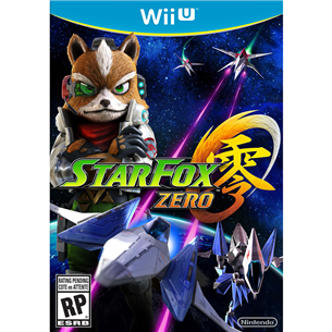 Wii U mäng Star Fox Zero