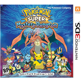 3DS mäng Pokémon Super Mystery Dungeon