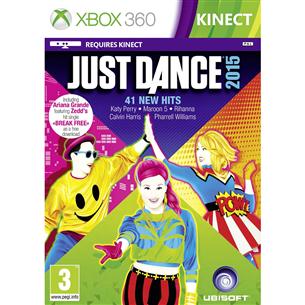 Xbox 360 mäng Just Dance 2015