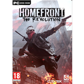 Arvutimäng Homefront: The Revolution