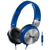 Kõrvaklapid SHL3165BL, Philips