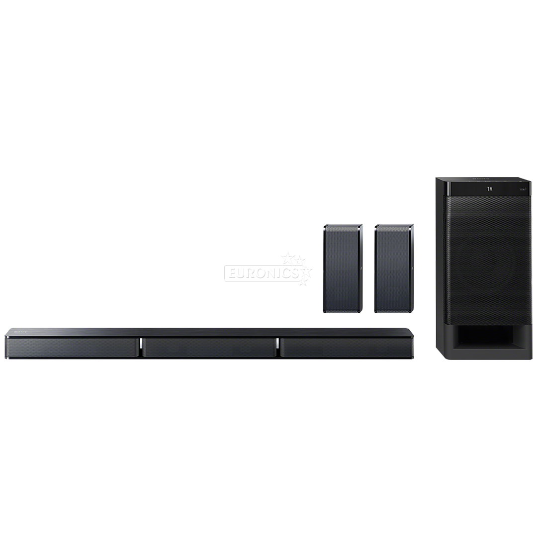 5 1 home theater system ht rt3 sony htrt3 cel. Black Bedroom Furniture Sets. Home Design Ideas