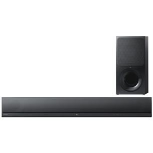 2.1 soundbar HT-CT390, Sony