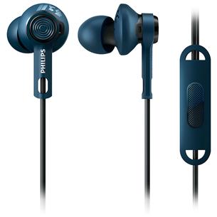Kõrvaklapid SHQ2405BL, Philips