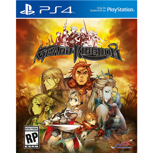 PS4 mäng Grand Kingdom