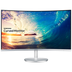27 curved Full HD LED VA monitor Samsung