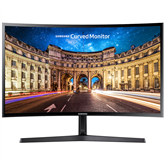 27 nõgus Full HD LED monitor Samsung