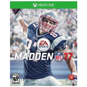 Xbox One mäng Madden NFL 17