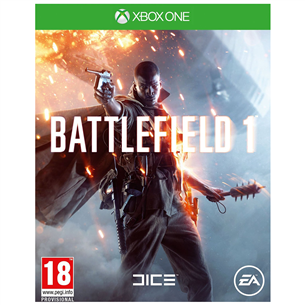 Xbox One mäng Battlefield 1