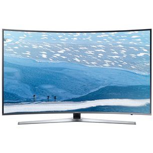 43 nõgus Ultra HD LED LCD-teler, Samsung