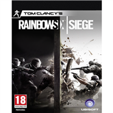 PS4 game Tom Clancys Rainbow Six Siege