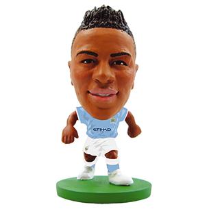 Kujuke Raheem Sterling Manchester City, SoccerStarz