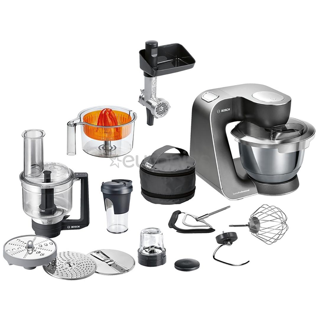 kitchen machine mum5 homeprofessional bosch mum59m55. Black Bedroom Furniture Sets. Home Design Ideas
