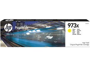 Tooner 973X, HP / kollane