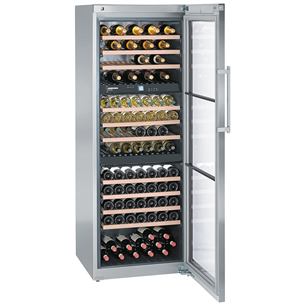 Wine cooler Liebherr Vinidor (capacity: 178 bottles)