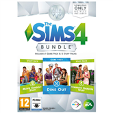 PC game The Sims 4 Bundle Pack 5