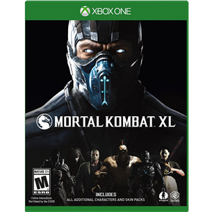 Xbox One game Mortal Kombat XL