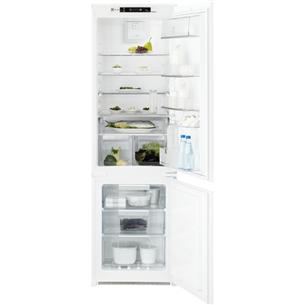 Integreeritav külmik NoFrost, Electrolux / kõrgus: 178 cm