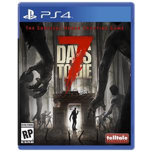 PS4 mäng 7 Days to Die