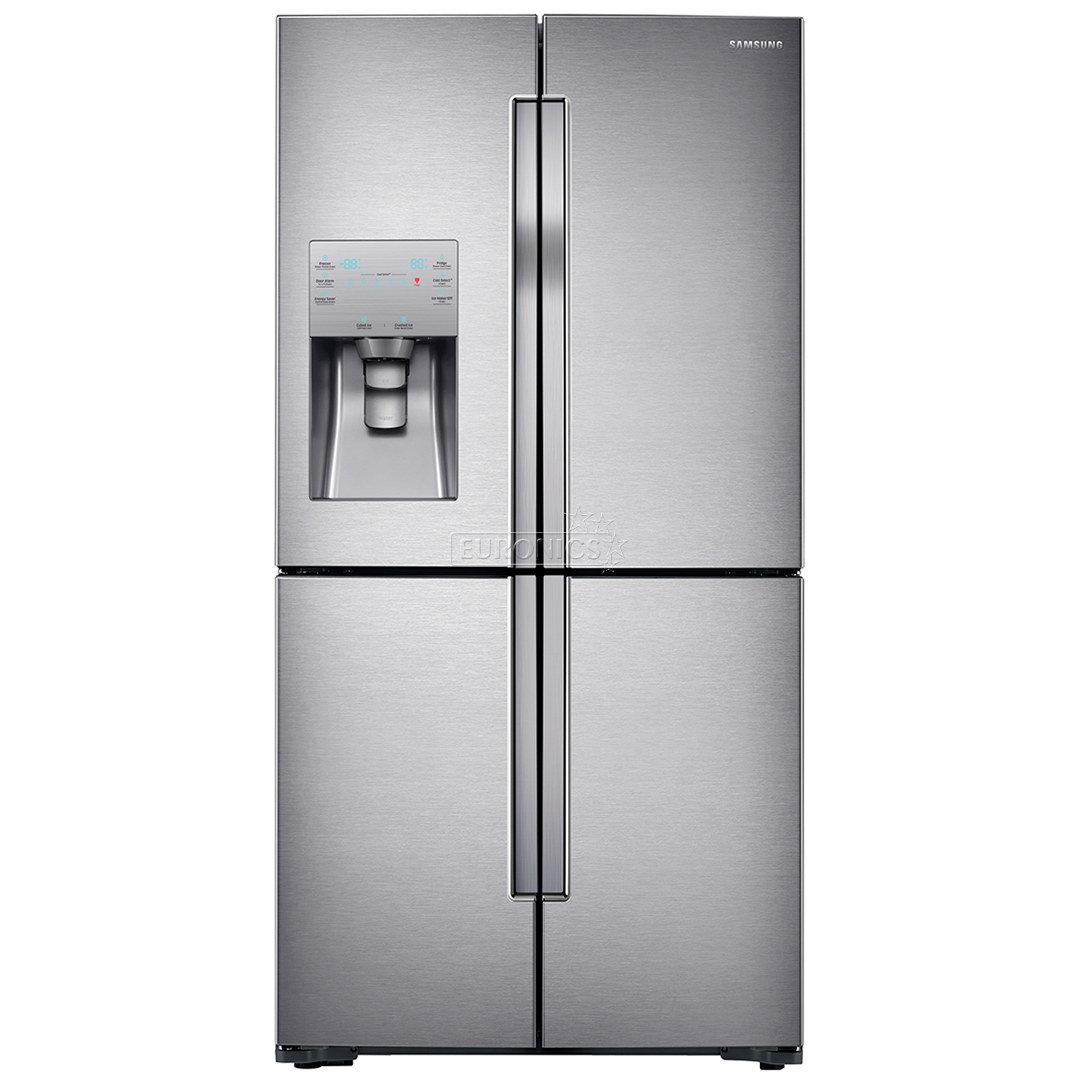 Side By Side Refrigerator Nofrost Samsung Height 1825 Cm