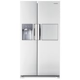 Side-by-side refrigerator, Samsung / height: 178,9 cm