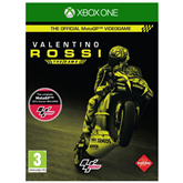 Xbox One mäng Valentino Rossi The Game