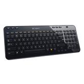 Juhtmevaba klaviatuur Logitech K360 (US)