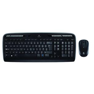 Juhtmevaba klaviatuur + hiir Logitech MK330 (US)
