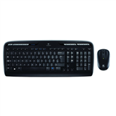 Wireless keyboard +  mouse Logitech MK330 (US)