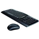 Беспроводная клавиатура + мышь MK330, Logitech / US