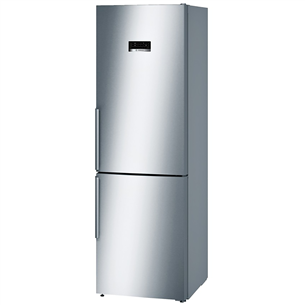 Külmik NoFrost, Bosch / kõrgus 186 cm