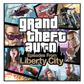 PlayStation 3 mäng Grand Theft Auto IV: Episodes from Liberty City