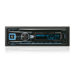 Autostereo CDE-193BT, Alpine / Bluetooth