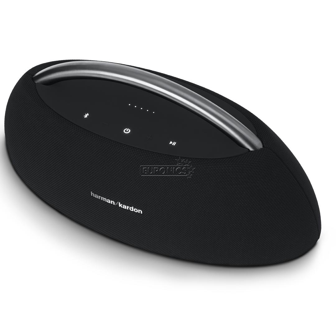 portable wireless speaker go play mini harman kardon. Black Bedroom Furniture Sets. Home Design Ideas