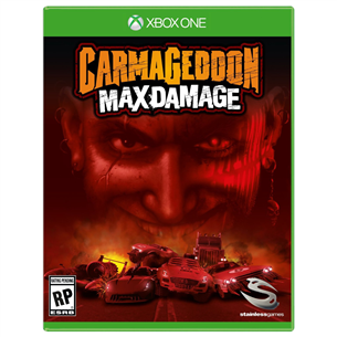 Xbox One mäng Carmageddon: Max Damage